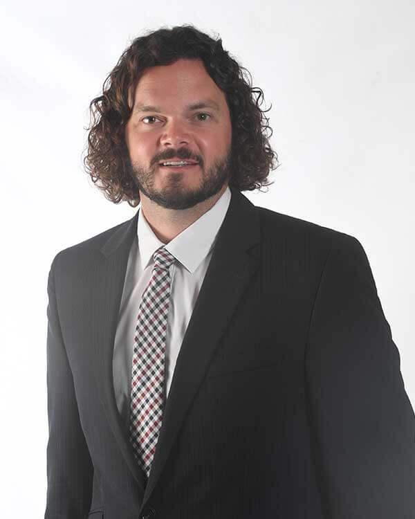 Dr Tyson Roulston